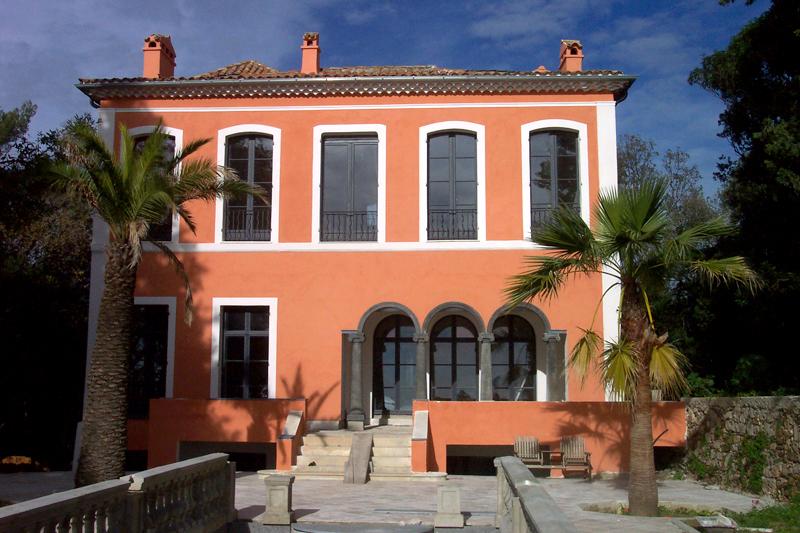 R novation de fa ades la chaux pour villas mas bastides et pavillons dans - Facades maisons photos ...